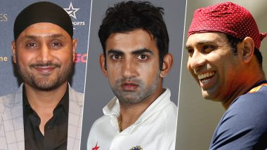 Guru Nanak Jayanti 2019: Harbhajan Singh, Gautam Gambhir and VVS Laxman Wish Everyone on 550th Birth Anniversary of First Sikh Guru